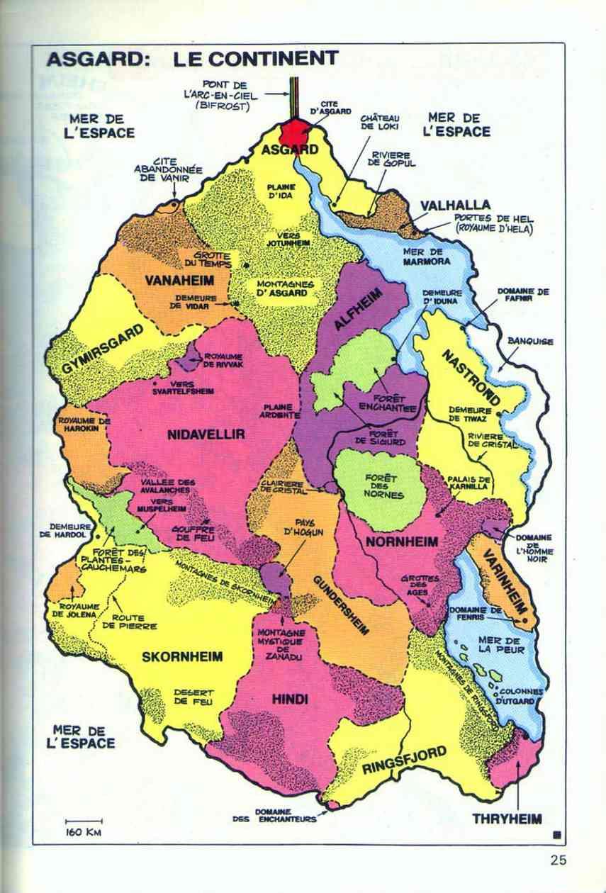 Asgard le continent