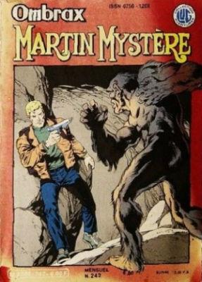 Martin Mystère dans Ombrax