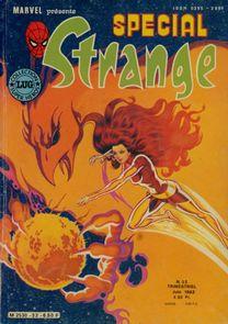 Spécial Strange 32 des éditions Lug