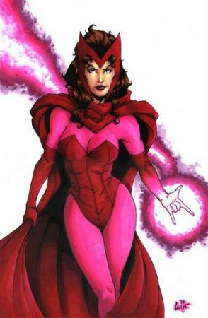 La Sorcière Rouge des Avengers