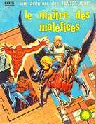 """L'album 23 des Fantastiques de Lug titré """"Le Maître des Maléfices"""""""