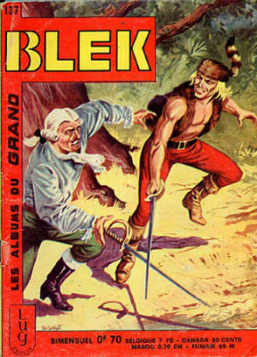 Blek 137 des éditions Lug