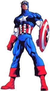 Captain America, le chef des Vengeurs