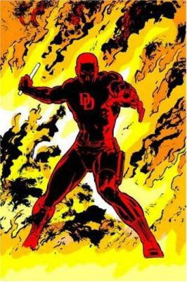 Daredevil le justicier aveugle alias Matt Murdock créé par Stan Lee et Bill Everett