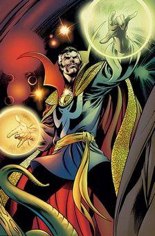 Le Docteur Strange, maître des Arts Mystiques
