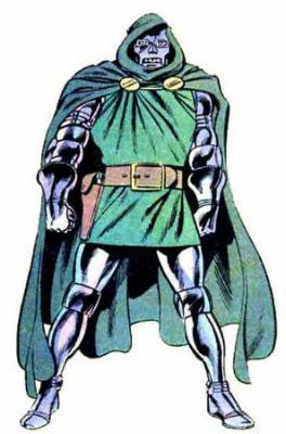 Le Docteur Fatalis, ennemi des 4 Fantastiques