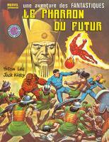 """Album des FF """"Le Pharaon du futur"""" des éditions Lug"""