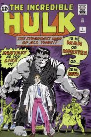 Le comics Hulk 1 de Marvel