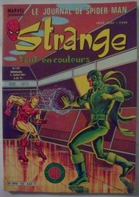 Strange 139 des éditions Lug