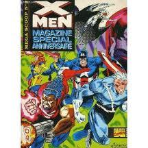 X-Men Magazine Spécial Anniversaire