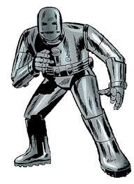 Iron Man, une création de Stan Lee