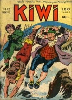 Petit format Kiwi 12 des éditions Lug