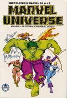 Marvel Universe 3 des éditions Lug