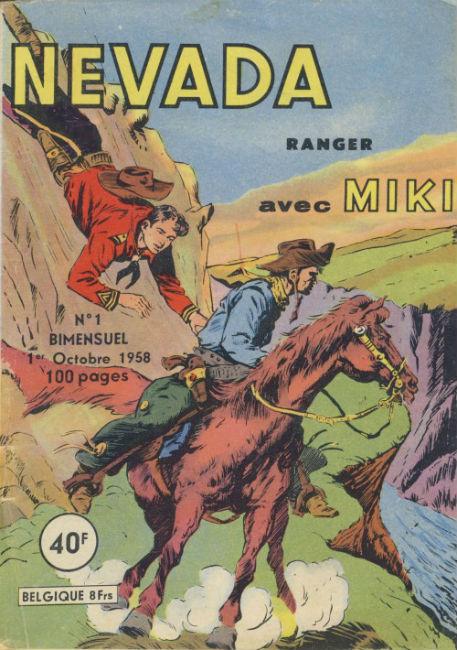 Petit format Nevada 1 de Lug