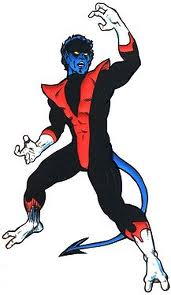 Nightcrawler alias Diablo des X-Men