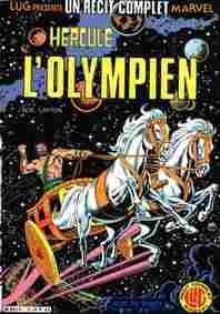 Le RCM Hercule l'Olympien paru chez Lug