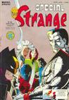 Spécial Strange 56 des éditions Lug avec les X-Men, Longshot, la Chose et Miss Hulk