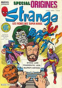 Strange Spécial Origines 172bis de Lug