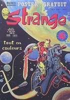 Strange 114 des éditions Lug