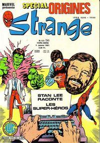 Strange Spécial Origines 133bis
