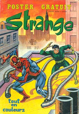 Strange 87 de Lug