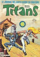 Titans 39 des éditions Lug