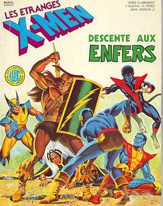 Les étranges X-Men Descente aux Enfers